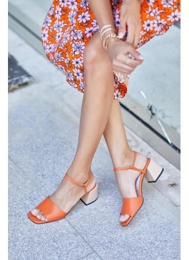 Tripy Ayakkabı Oranj